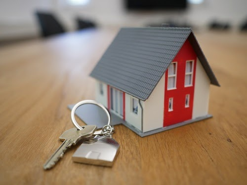Domeček s klíčem